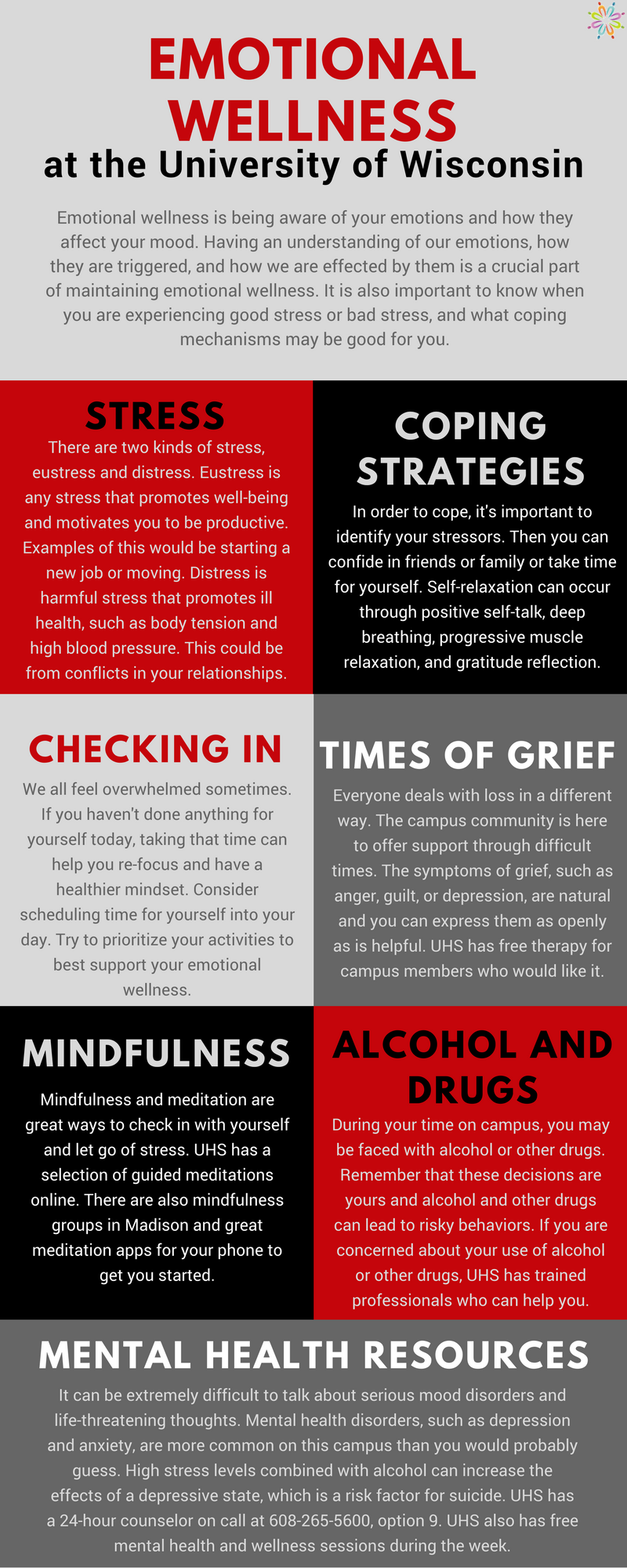 Emotional Wellness - UWell - UW-Madison